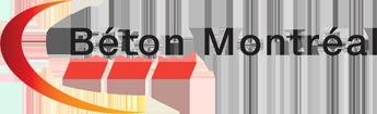 Béton Montréal  (514) 538-6030 Logo